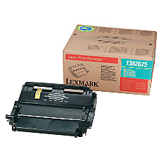 Lexmark 1382625 High Yield Toner Cartridge