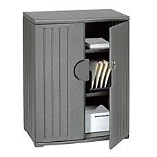 Iceberg OfficeWorks Storage Cabinet 46 H