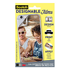 Scotch Designable Films For iPhone 6
