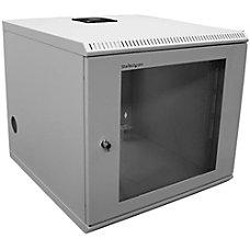 StarTechcom 10U 19 Wall Mounted Server