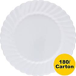 Classicware WNA Comet Hvywt Plastic White