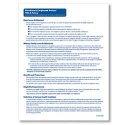 ComplyRight FMLA Mandatory Employee Notices 8