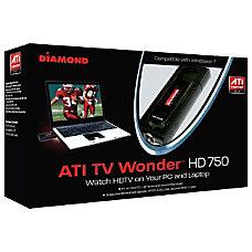 Diamond TV Wonder HD 750 USB
