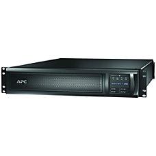APC Smart UPS X SMX2000RMLV2U Uninterruptible