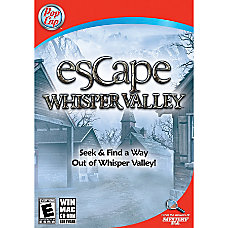 Escape Whisper Valley For PCMac Traditional