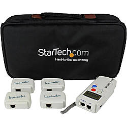 StarTechcom Professional RJ45 Network Cable Tester