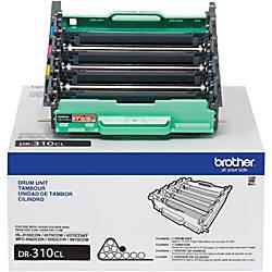 Brother Genuine DR310CL Color Laser Drum