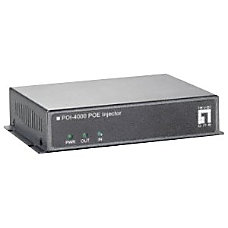 LevelOne POI 4000 High Power PoE