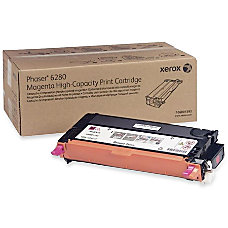 Xerox 106R01393 High Yield Magenta Toner