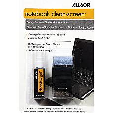 Allsop Notebook Clean Screen