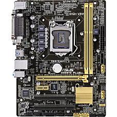 Asus B85M D PLUS Desktop Motherboard