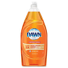 Dawn Ultra Antibctrl Dish Liquid Liquid
