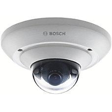 Bosch FlexiDome Network Camera Color Monochrome