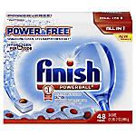 Finish Power Free Dishwashing Tabs 8