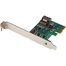 StarTechcom PCI Express SATA III RAID