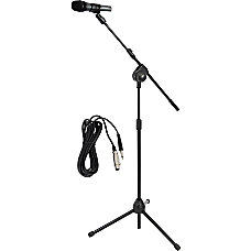 PylePro Microphone and Tripod Stand With