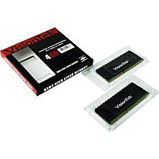 Visiontek 2 x 2GB PC3 12800