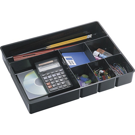 officemate deep drawer organizer tray 8 compartments 2 14