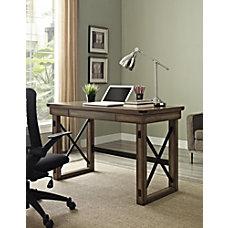Altra Wildwood Wood Veneer Desk 30