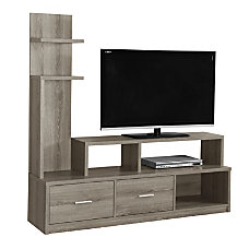 Monarch Specialties TV Stand Tower For