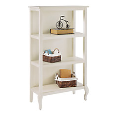 Realspace Lakeview 3 Shelf Bookcase 52