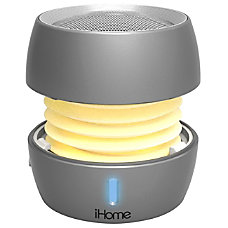 iHome iBT73 Speaker System Portable Battery
