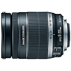 Canon EF S 18 200mm f35