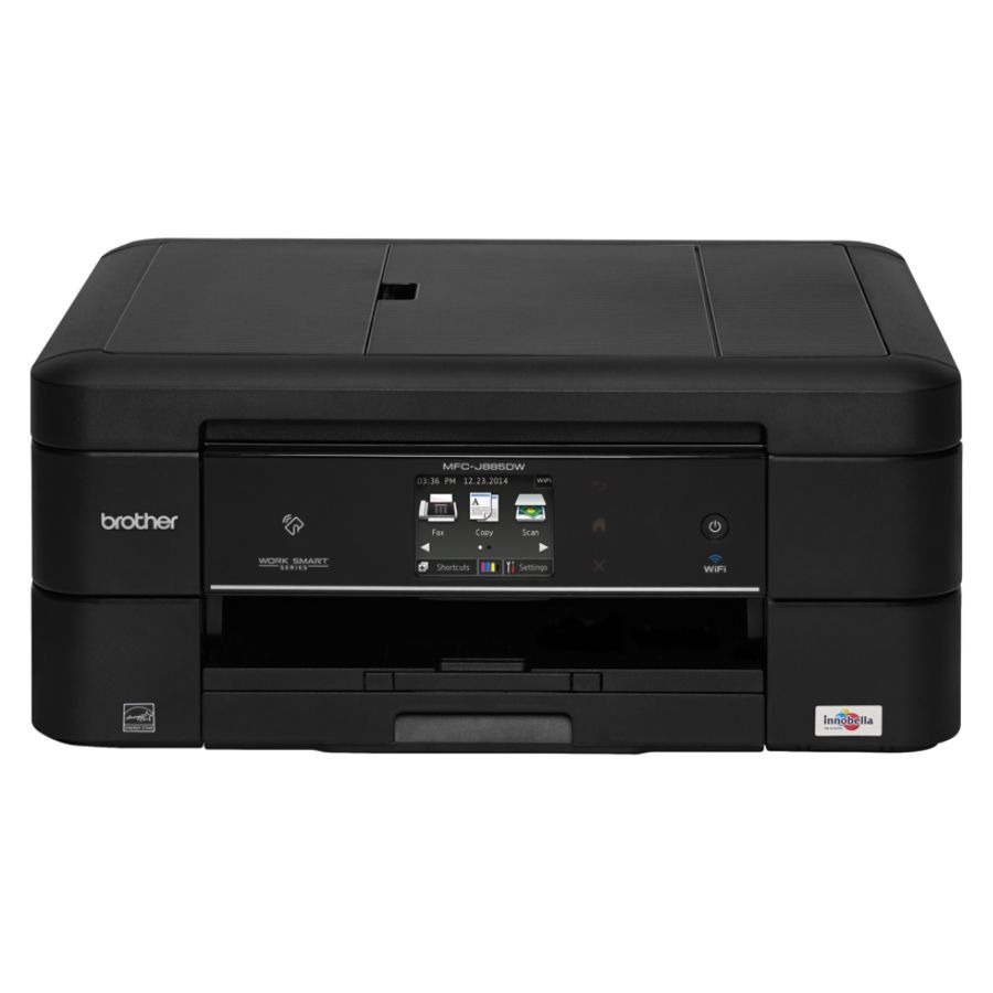 Color printing office depot - Brother Wireless Color Inkjet All In