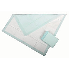 Protection Plus Polymer Disposable Underpads 30