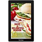 Viewsonic 32 Multimedia Digital Poster ePoster