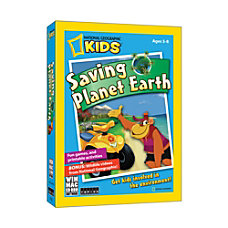 National Geographic Kids Saving Planet Earth