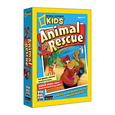 National Geographic Kids Animal Rescue For
