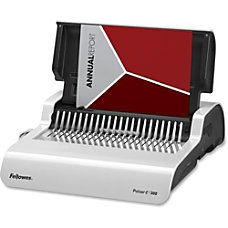 Fellowes Pulsar Comb Manual Binding Machine