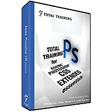 Total Training For Adobe Photoshop Creative