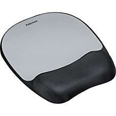 Fellowes Memory foam Mouse PadWrist Rest