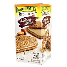 Nature Valley Biscuits Cinnamon With Almond