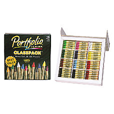 Crayola Portfolio Series Oil Pastels Assorted