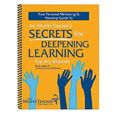 The Master Teachers Secrets For Deepening