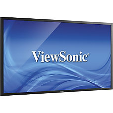 Viewsonic CDE4600 L Digital Signage Display
