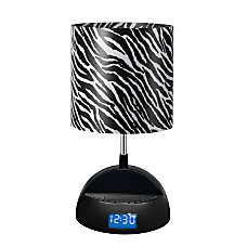 LighTunes Bluetooth Speaker Desk Lamp 15
