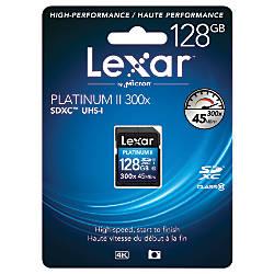 Lexar Platinum II 300x SDXC UHS