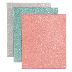 Divoga 2 Pocket Paper Folder Glitter
