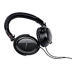 Phiaton MS 400 Over-The-Head Carbon Filtered Headphones, Black