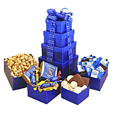 Givens Gift Basket Kosher Tower Of
