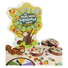 Educational Insights The Sneaky Snacky Squirrel