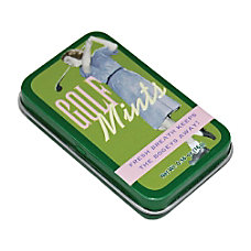 AmuseMints Sugar Free Mints Lady Golfer