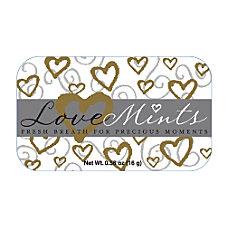 AmuseMints Sugar Free Mints Love 056