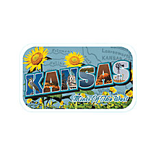 AmuseMints Destination Mint Candy Kansas State