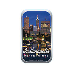 AmuseMints Destination Mint Candy Indianapolis Night