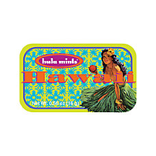 AmuseMints Destination Mint Candy Hawaii Hula